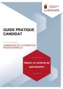 Guide Pratique Candidat